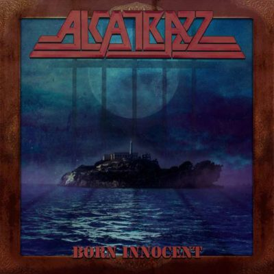 Alcatrazz - Born Innocent cover