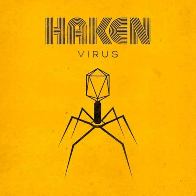 Haken - Virus cover