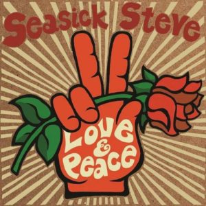 Seasick Steve – Love & Peace cover