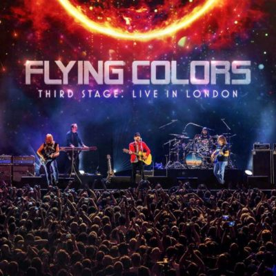 Flying Colors - Third Stage - Live In London cover