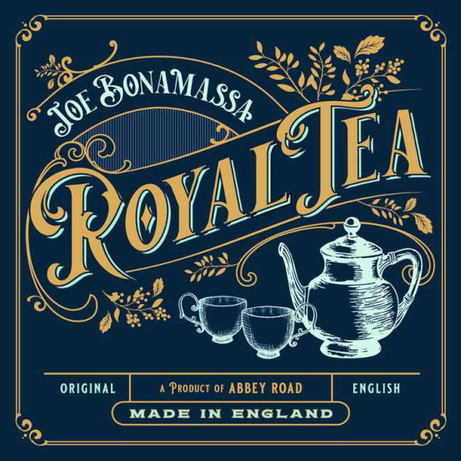 Joe Bonamassa - Royal Tea cover