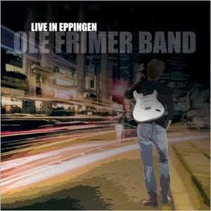 Ole Frimer Band - Live In Eppingen cover