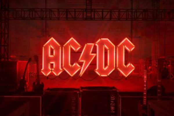 AC/DC - Power Up cover