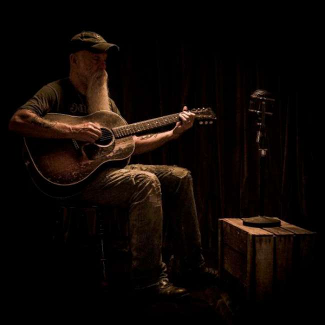 Seasick Steve - Blues In Mono cover