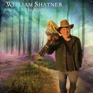 William Shatner - The Blues cover