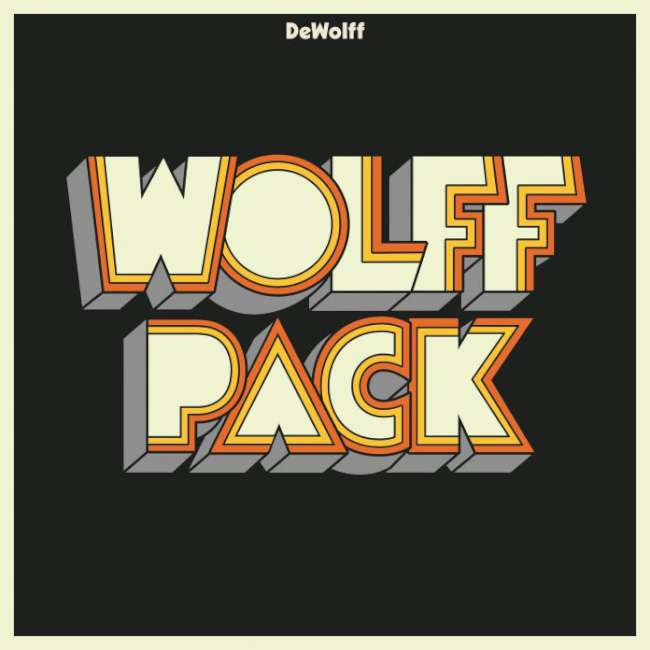 DeWolff - Wolffpack cover