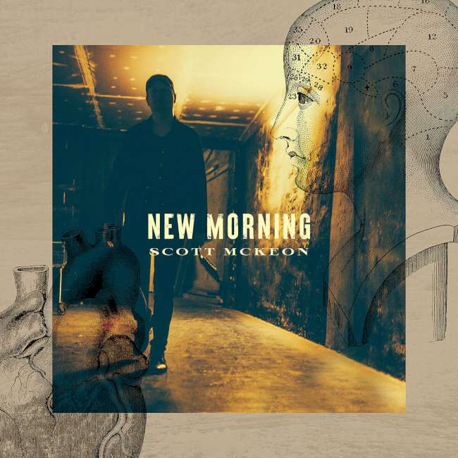 Scott McKeon - New Morning cover