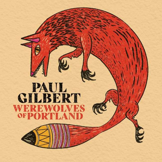 Paul Glbert - Werewolves Of Portland cover
