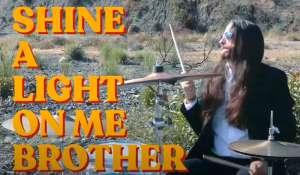 Robert Jon & The Wreck - Shine A Light On Me Brother single