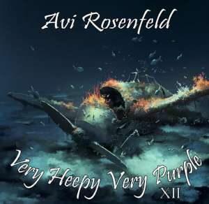 Avi Rosenfeld - Very Heepy Very Purple XII cover