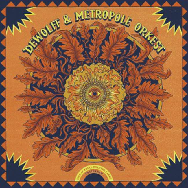 DeWolff & Metropole Orkest - Live At Royal Theatre Carré, Amsterdam cover