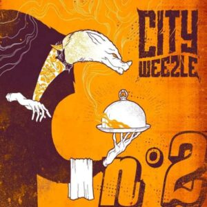 City Weezle - N° 2 cover